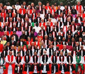 Lambeth Conference group photo of Bishops